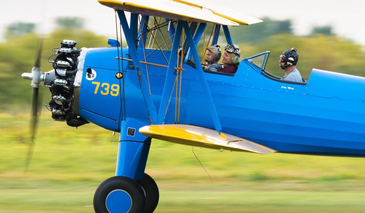 We All Fly: Stories of Flight in Every Kind of Aircraft