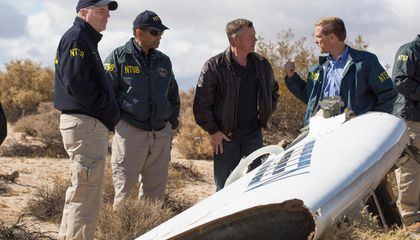 SpaceShipTwo Crash Was Due to Pilot Error, and a Lapse in Safety Culture