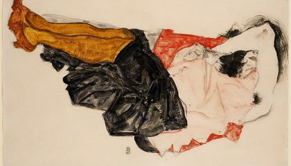 Heirs of Holocaust Victim Invoke New Law in Suit Over Two Schiele Drawings