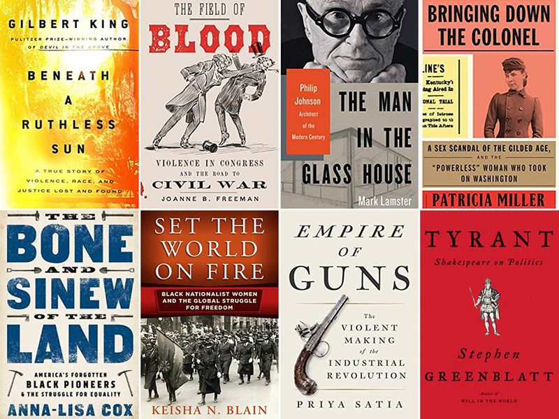The Best History Books of 2018