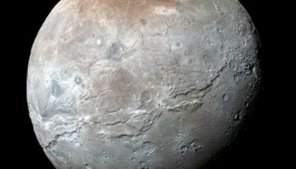 Charon's Grand Canyon blog image