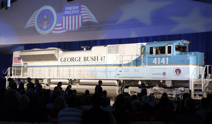 Somber History of the Presidential Funeral Train