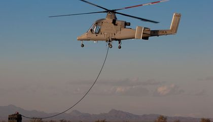 Unmanned Helos Headed For Afghanistan