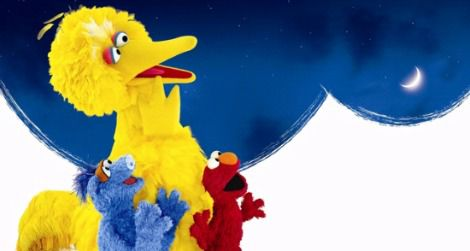 Big Bird and the gang star in