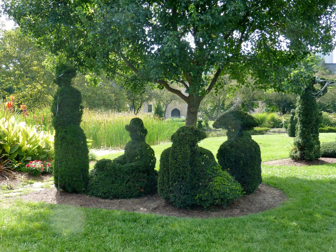 Five Of The World 39 S Most Fascinating Topiary Gardens