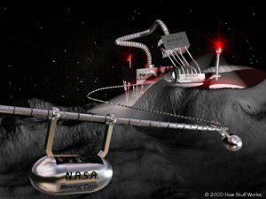 Setting up a mining operation on an asteroid may be difficult