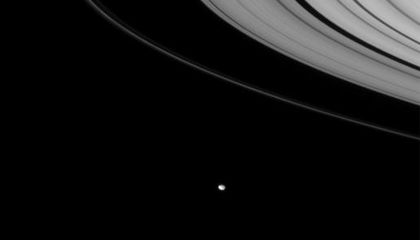 The Birth of Saturn's Moonlets