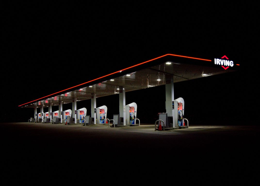 Navigate To The Closest Gas Station >> Irving Gas Station Bow Nh Smithsonian Photo Contest Smithsonian