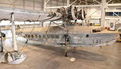 Museum's Only Surviving Aircraft From Pearl Harbor Is Now on Display