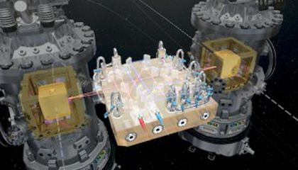 Going to Space for Gravitational Waves blog image