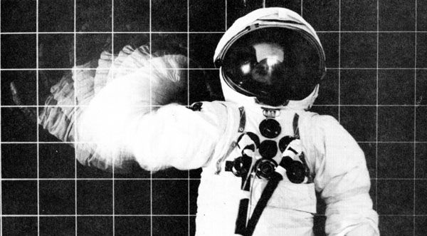 AiResearch Advanced Extravehicular Suit