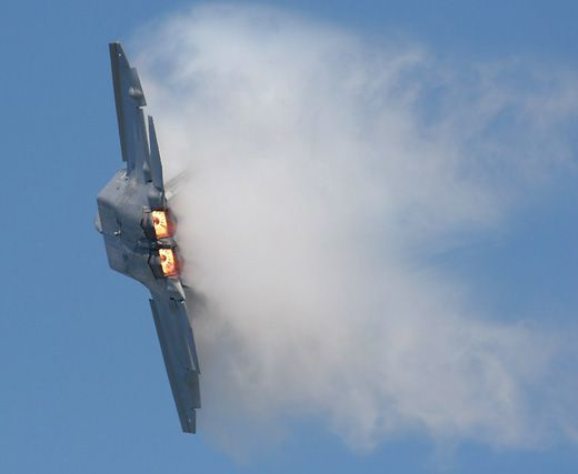 The F-22 Raptor outclasses all other U.S. fighter aircraft.