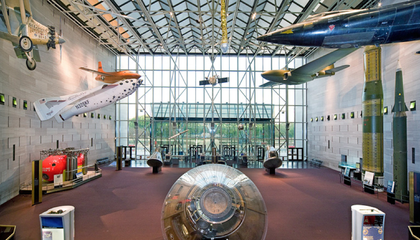 National Air and Space Museum To Get a Makeover
