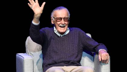 A Letter to Stan Lee, Comic Book Legend, Written by One of His Biggest Fans