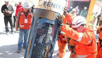 "The Chilean Miners' Fénix Capsule: Now on Display at ""Against All Odds"""