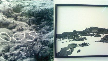 """An Icelandic Artist Accuses a German Contemporary of """"Nature Terrorism"""""""