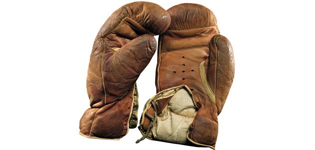 Gene Tunney's Gloves Enter the Ring | Arts & Culture | Smithsonian