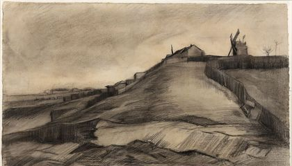 Newly Identified Vincent van Gogh Drawings Go on Display