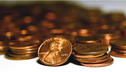 How Much Does it Really Cost (the Planet) to Make a Penny?