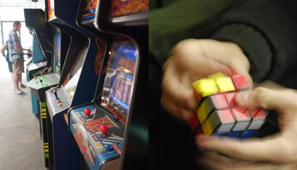 Old School Games Make a Comeback – How Arcades and Rubik's Cubes Are Becoming Cool Again
