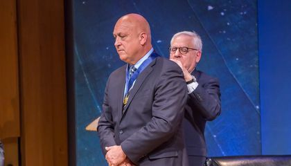 Baseball Legend Cal Ripken Jr. Takes Home Another Award, This Time From the Smithsonian