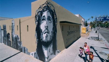 The Passion of Christ, As Seen in Murals Around America