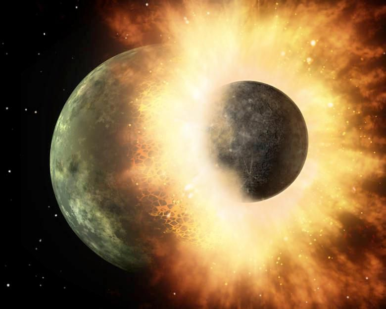 The Moon Is Different Than Earth at Its Core
