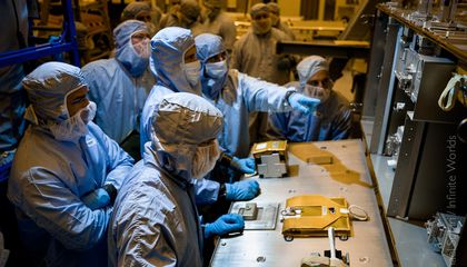 Behind the Scenes of the Last Mission to Repair the Hubble Space Telescope