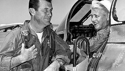 Today in History: Jackie Cochran Breaks the Sound Barrier