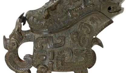 """Ancient Chinese Jades and Bronzes"" Opens at the Freer Gallery"