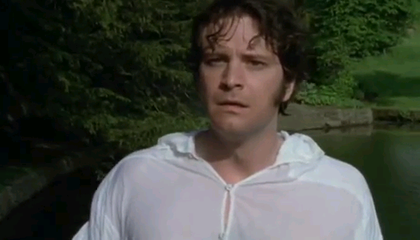 Mr. Darcy's Wet Shirt is Coming to the United States