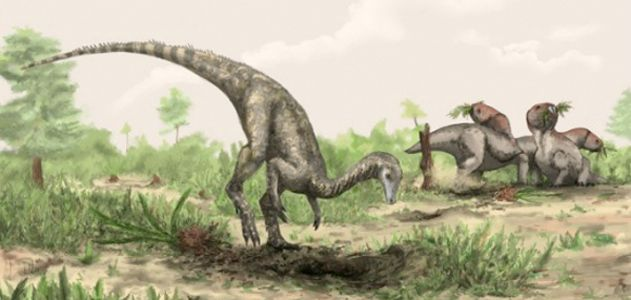 Scientists Discover Oldest Known Dinosaur Science Smithsonian