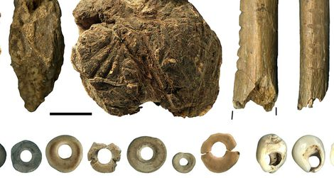 Organic tools found at South Africa's Border Cave