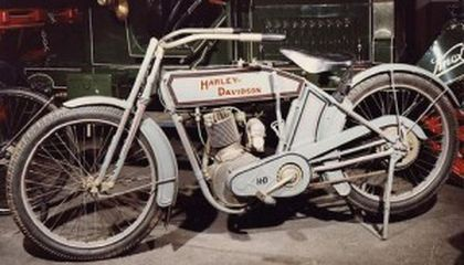 Happy Birthday, Harley Davidson