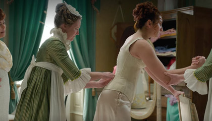 What 'Bridgerton' Gets Wrong About Corsets