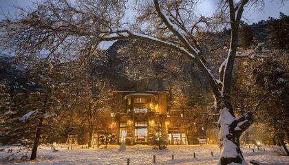 Image: Yosemite: A magical winter destination