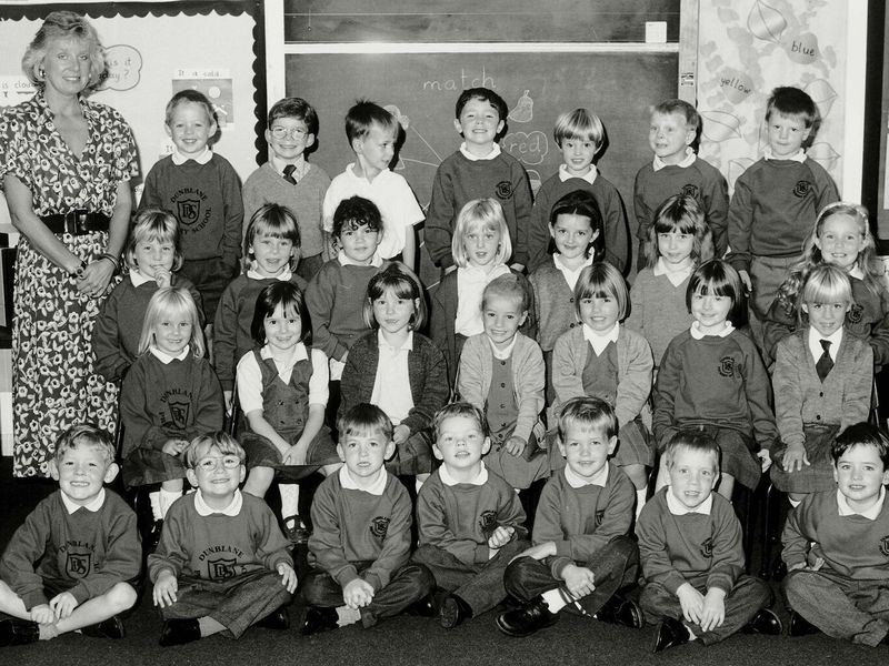 Gwen Mayor's Year One class