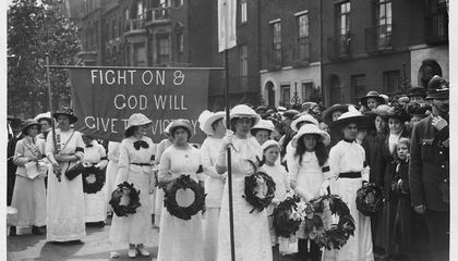 The True History of Suffragette