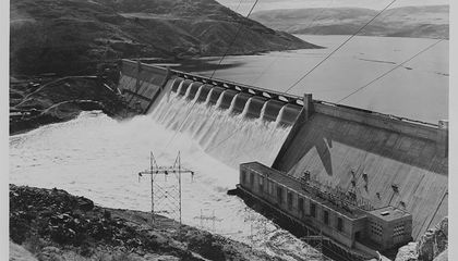 The Grand Coulee Powers On, 75 Years After Its First Surge of Electricity