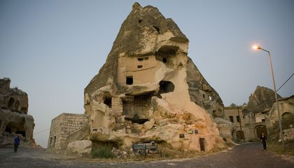Turkey's 'Fairy Chimneys' Were Millions of Years in the Making