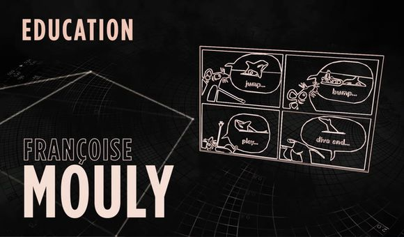 Preview thumbnail for video'Smithsonian Ingenuity Awards 2015: Françoise Mouly