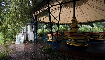 Berlin Just Bought This Abandoned Theme Park