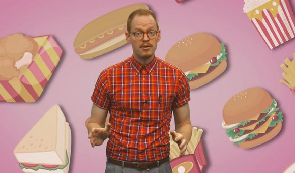 Preview thumbnail for video'Ask Smithsonian: Why Do We Love Junk Food?