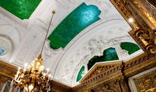 A Tour of the World's Most Spectacular Ceilings