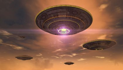 How UFO Reports Change With the Technology of the Times