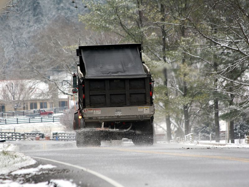 What Happens to All the Salt We Dump On the Roads? | Science
