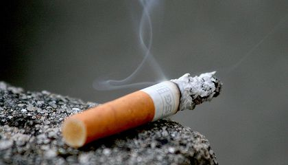Quitting Smoking by Age Forty Limits Negative Health Effects