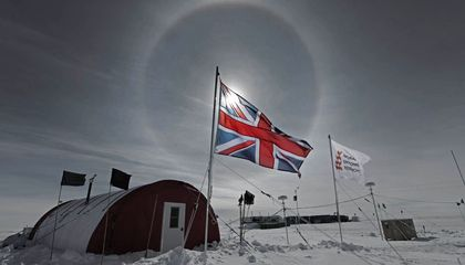 British Scientists Will Drill Through Three Kilometers of Ice Into an Ancient Antarctic Lake