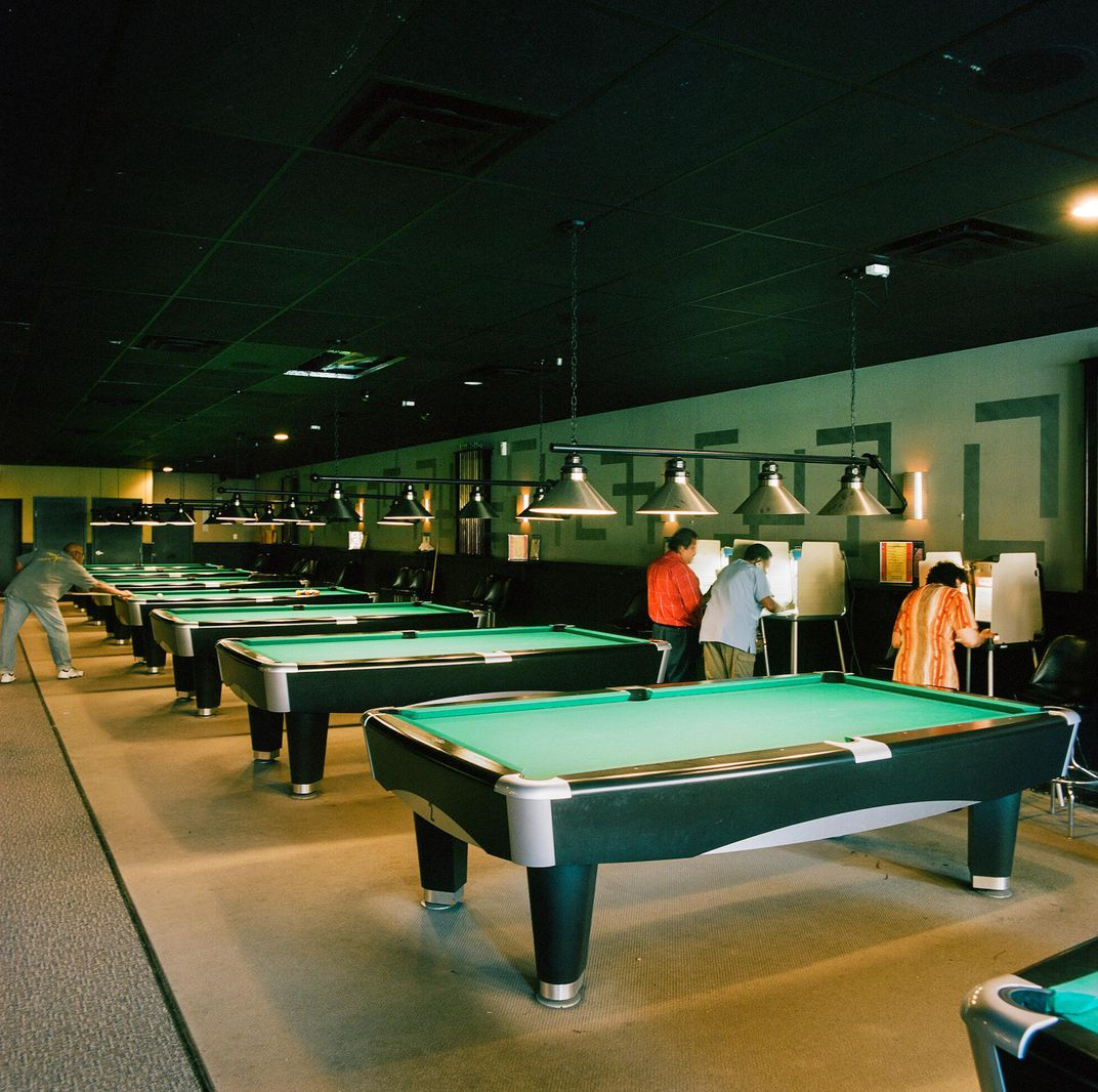 Pressure Billiards and Cafe