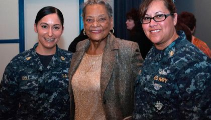 Raye Montague, a Barrier-Breaking Naval Ship Designer, Has Died at 83